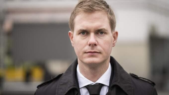 Efter dådet på Drottninggatan låter Gustav Fridolin plötsligt som en tuffing i terrorfrågor. Men MP har under lång tid motarbetat Säkerhetspolisens arbete mot terrorism. Foto: NORA LOREK