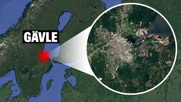 Två döda efter olycka i Gävle