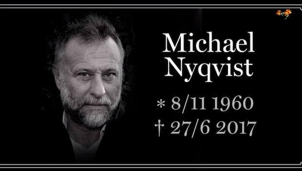 Michael Nyqvist 1960 - 2017