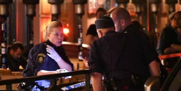 Grov misshandel i Malmö – gata avspärrad