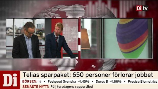 Telia sparkar 850 anställda