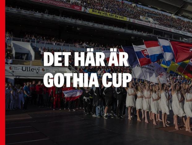 Det här är Gothia Cup