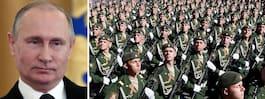 Så beväpnar sig Putins Ryssland – fram till 2027
