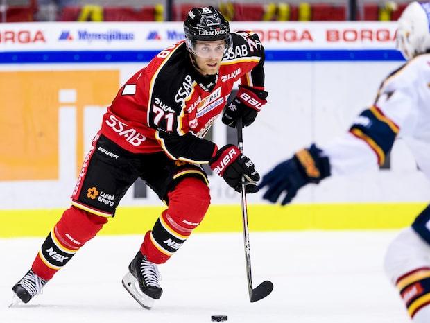 Luleå Hockey-Djurgården 2-1 (OT) - highlights