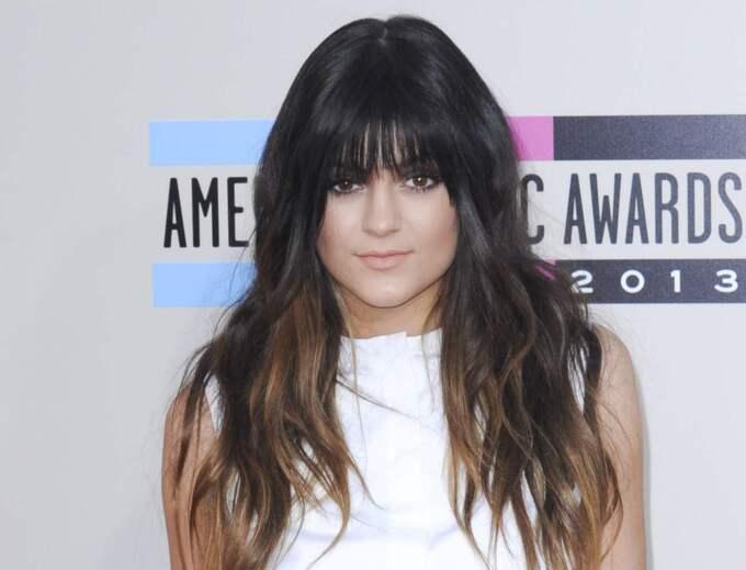 Kylie Jenner på en bild från 2013 Foto: Stella pictures