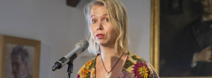 Ekochefen Anne Lagercrantz måste se över rutinerna, efter att polisen använt dokument på hemsidan för att försöka spåra källan i Saudi- affären, skriver Nils Funcke. Foto: Mikael Sjöberg