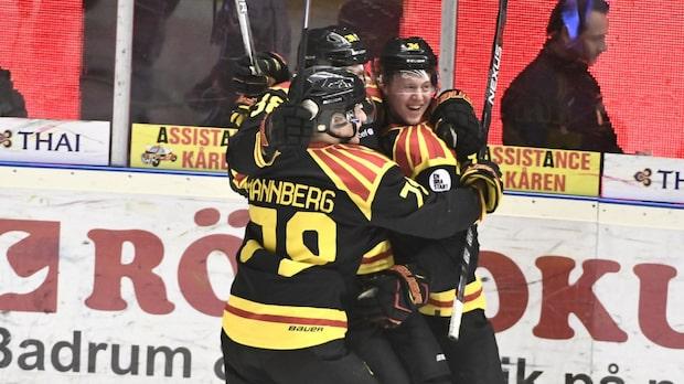 Brynäs tog andra raka mot Linköping