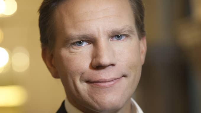 Jens Magnusson på SEB säger att det är första gången sedan 2012 som en majoritet tror på sjunkande priser i Stockholm. Foto: ELISABETH OHLSON WALLIN/PRESSBILD