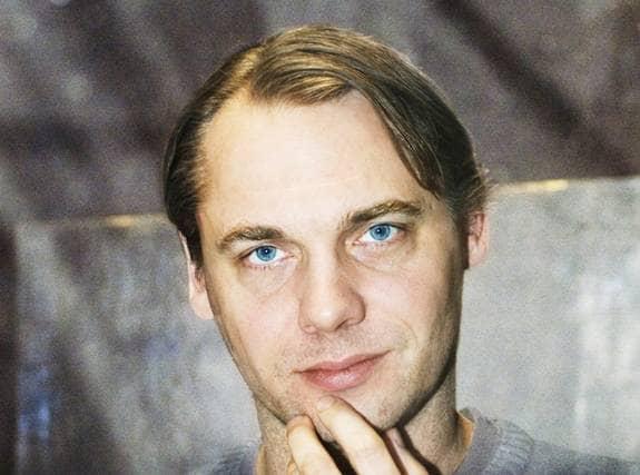 Mattias Andersson, Expressens teaterpristagare 2007. Foto: Karlberg Moa