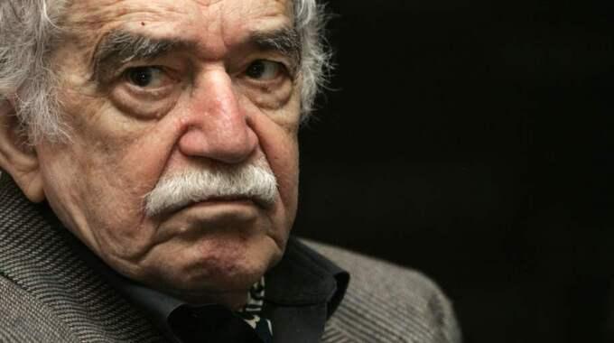 Gabriel García Márquez Foto: Miguel Tovar