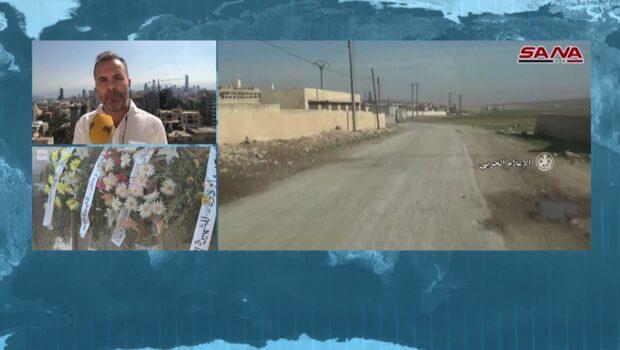 Demilitariserad zon i Idlib