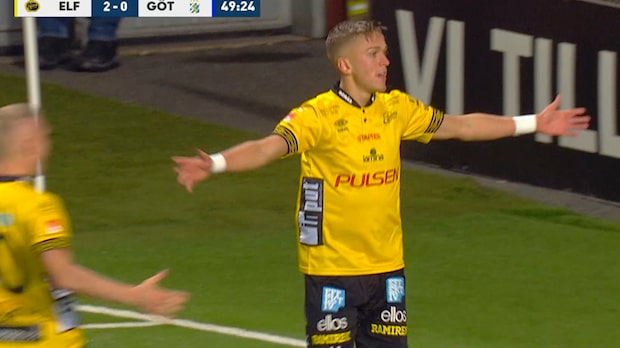 """Höjdpunkter: Alm och Karlsson fixade segern i """"El västico"""""""
