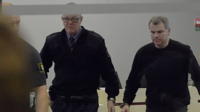 Zoran Radovanovic är dömd till livstids fängelse för fyra mord. Foto: Anna Hållams