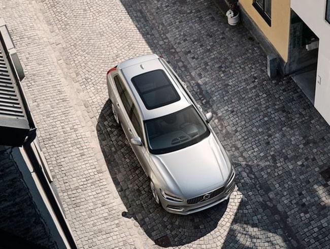 I dag håller de allra högsta cheferna på Volvo en lägre profil - i alla fall när de sker presentationer inför en nordisk eller ska vi säga nordeuropeisk grupp åskådare.