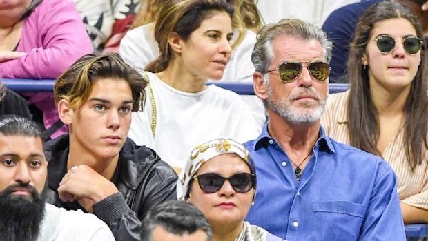 Mamma Mia-stjärnans son har vuxit upp