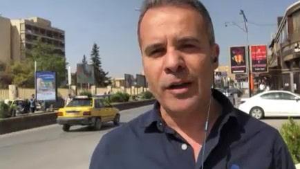 """Kassem Hamadé: """"Frågan om Syrien är oerhört viktig"""""""