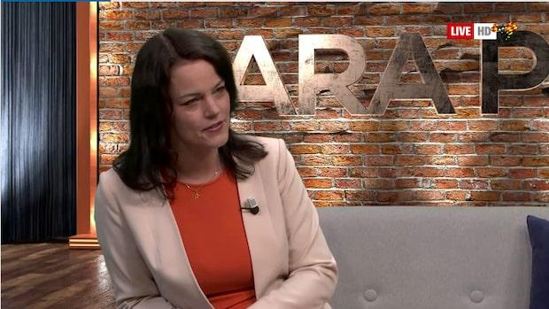 Veronica Palm: Mitt engagemang behövde nytt syre