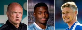 Upplagt för dragkamp om Malmö FF-spelaren