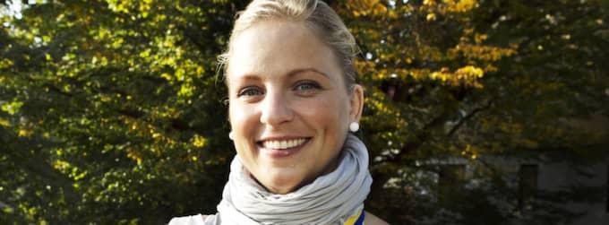 Med fem nya organ i kroppen ställde idrottstjejen Martha Ehlin upp i fem grenar under World Transplant Games. Hon vann samtliga. Foto: Jan Wiriden