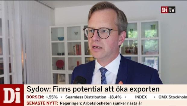 """Damberg: """"En stor dag för många svenska företag"""""""
