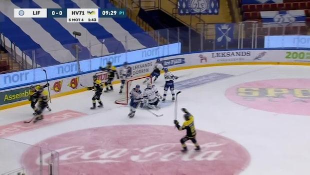 Highlights: Förvirringen i Leksand – två målskyttar med samma namn