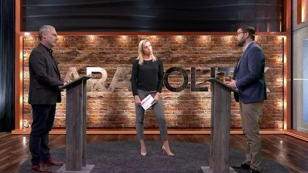 Bara Politik: EU-debatt mellan Åkesson (SD) & Björklund (L)