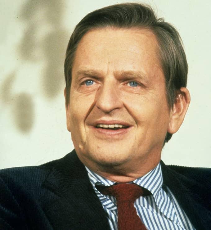 Statsminister Olof Palme mördades för 32 år sedan – och utredningen pågår fortfarande. Foto: RUE DES ARCHIVES / IBL