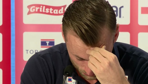 Petter Northug i tårar - avslutar karriären