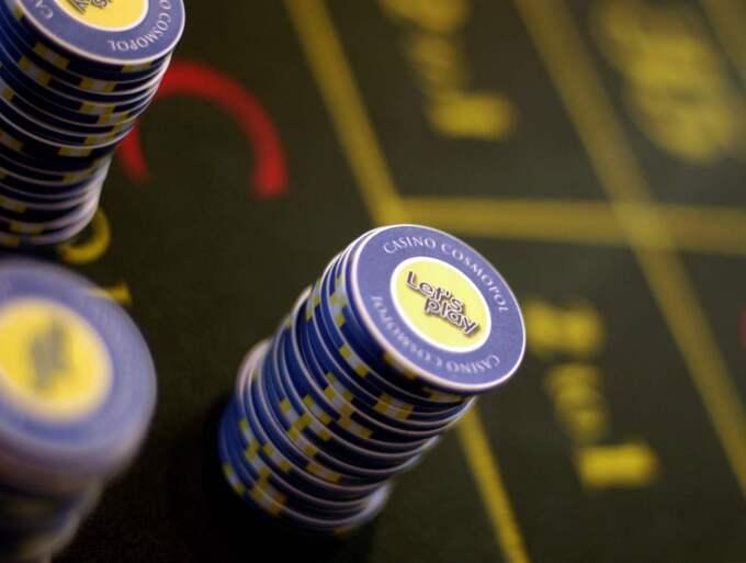 De fem personerna åkte sedan ner till casinon i Malmö och Köpenhamn där pengarna tvättades genom att köpa stora mängder spelmarker. Foto: Peter Kroon