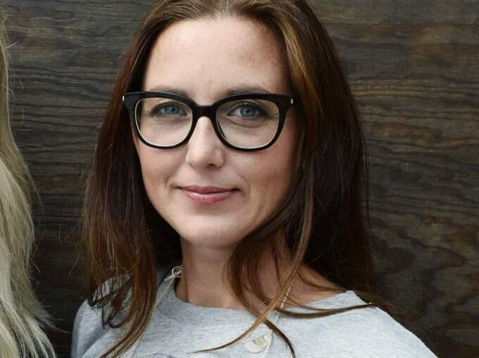 """I SVT-serien """"Djävulsdansen"""" berättar Sanna Lundell öppenhjärtigt om sin pappas missbruk. Foto: Fanni Olin Dahl / Tt"""