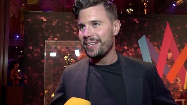 """Robin Bengtsson om stödet inför finalen: """"Jag vill sköta mig själv"""""""