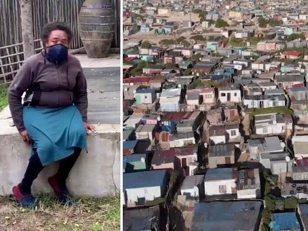 Kampen mot corona – sprids i Sydafrikas kåkstäder