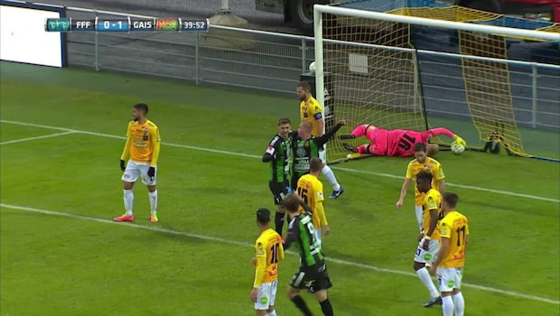 Highlights: Falkenberg-GAIS