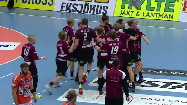 Höjdpunkter: Lugi - Kristianstad