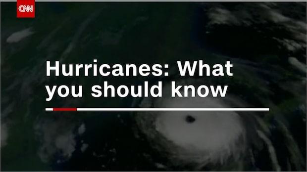 Vad du behöver veta om orkaner