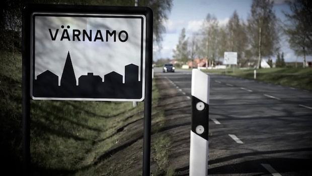 Våldsvåg skakade småstadsidyllen Värnamo