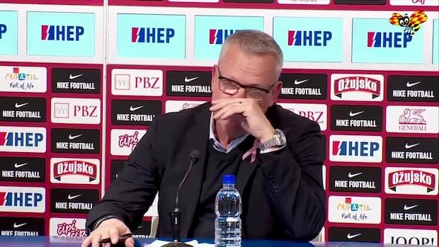 "Janne Andersson: ""Oerhört surt"""