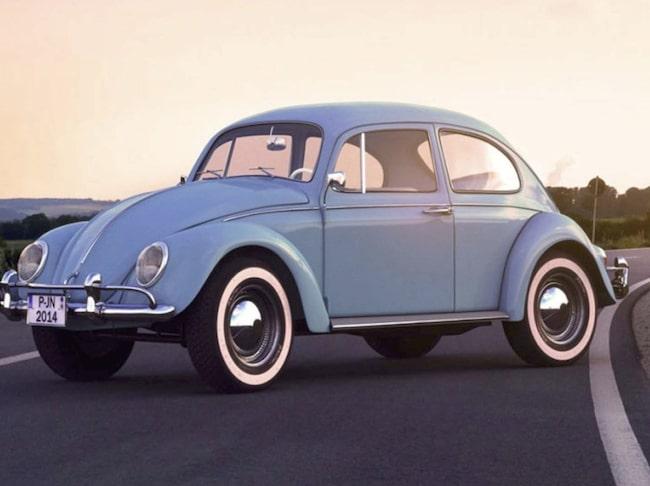 Bubblan är kanske inte den bästa bil att köra men det är en speciell upplevelse.
