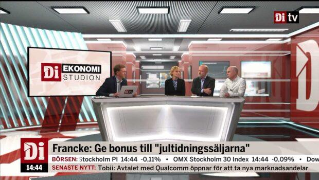 Ekonomistudion – 15 mars 2018