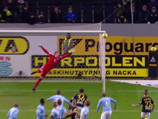 Höjdpunkter: AIK-Malmö FF