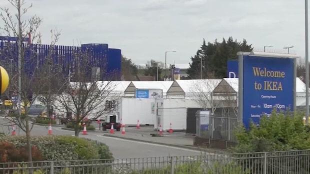 Ikea har gjort om ett av sina varuhus i London till testanläggning