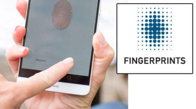 fingerprint aktiekurs