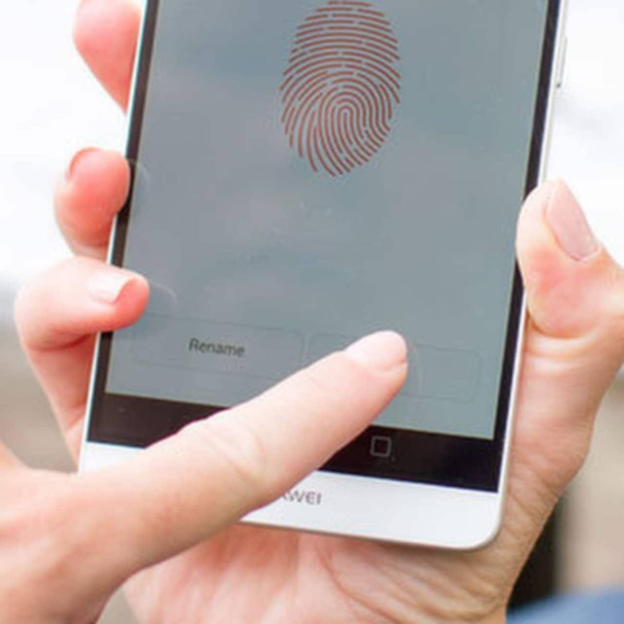aktier fingerprint