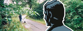 Flicka våldtogs i skogen  – 350 män har topsats