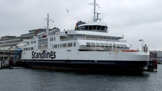 HH-Ferries slår larm om att id-kontrollerna vid gränsen både drabbar resenärerna och snedvrider konkurrensen. Foto: Fritz Schibli