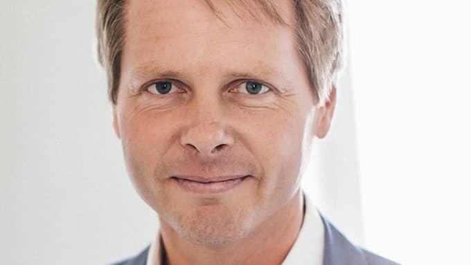 Christer Nylander. Foto: / PRESSBILD