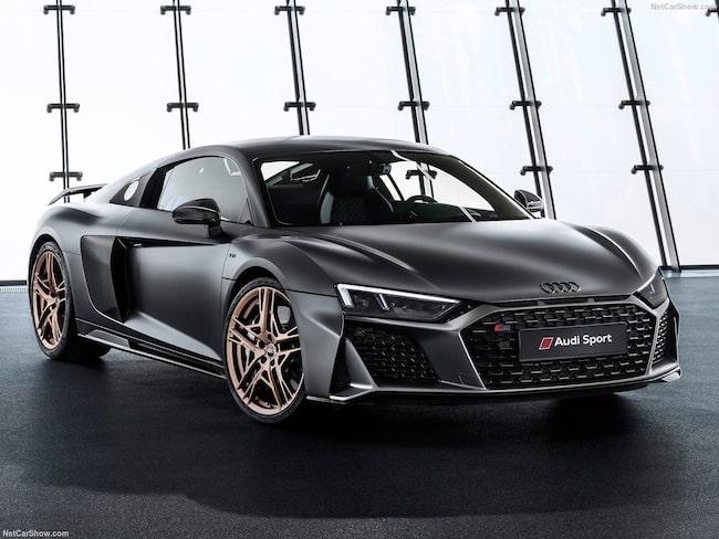 Audi R8 V10 Decennium.