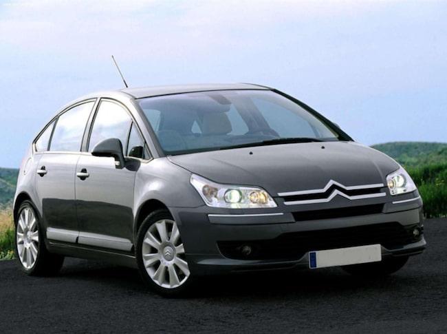 Citroën C4 från 2005 – en likadan bil som skapat mycket bekymmer för Lennart Blom.