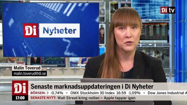 Di Nyheter 17.00 14 november - Apple åker på ny analytikersmäll