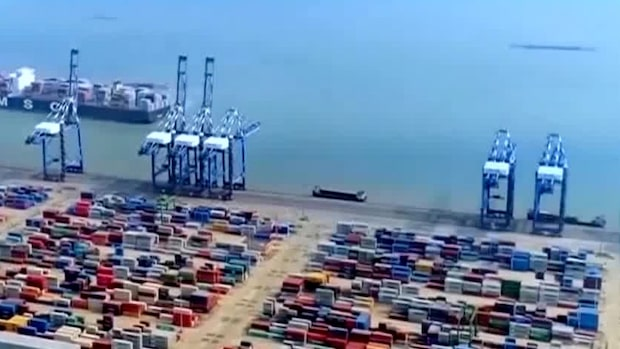 Så tar Kina över stora delar av Västsverige